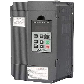 220V Motor MM Profi Einphasig Frequenzumrichter VFD Drehzahlregler 1,5 KW AC