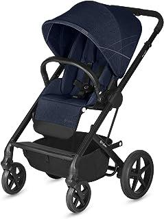 CYBEX Gold Kinderwagen Balios S, Ab Geburt bis 17 kg ca. 4 Jahre, Denim Blue