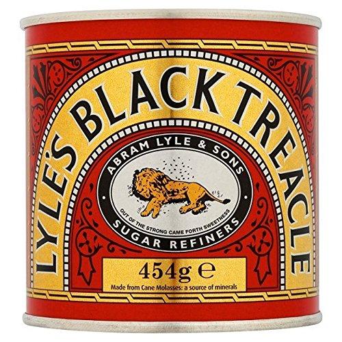 Lyle's Black Treacle - 454g (1lbs)