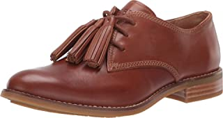 SPERRY Fairpoint Tassel Oxford Leather Tan 10