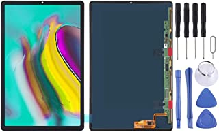 LCD Screen and Digitizer Full Assembly for Galaxy Tab S5e SM-T720 WiFi Version (Black) & Durable (Color : Black)