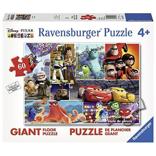 Ravensburger Italy- Disney Pixar Friends Puzzle da 60 Pezzi, 05547