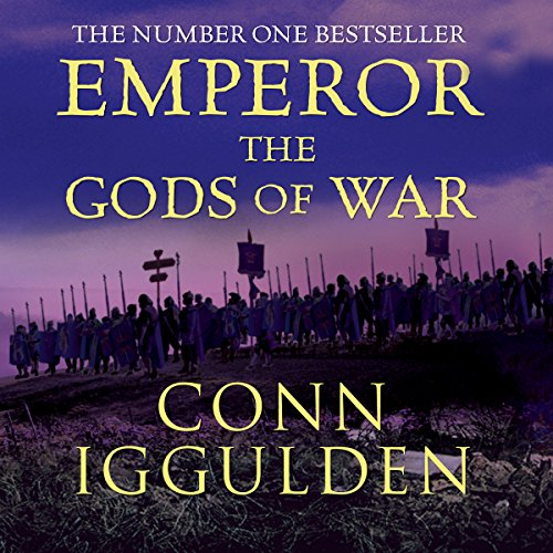 EMPEROR: The Gods of War, Book 4 (Unabridged) cover art