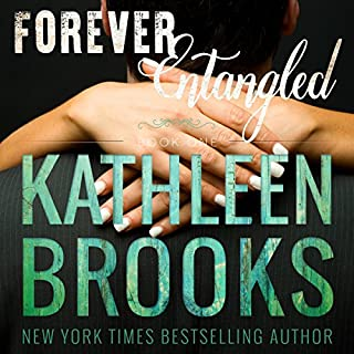 Forever Entangled     Forever Bluegrass, Volume 1              By:                                                                                                                                 Kathleen Brooks                               Narrated by:                                                                                                                                 Eric G. Dove                      Length: 6 hrs and 59 mins     297 ratings     Overall 4.5