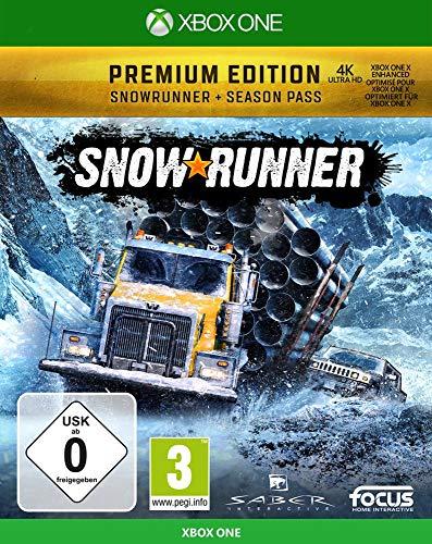 SnowRunner - Premium...