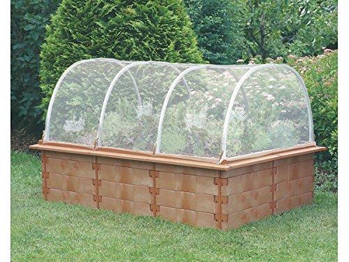 Wetter- & Insektenschutznetz für Baustein-Frühbeet und Hochbeet Profiline Inhalt/Pkg.: 1 Wetter-/In