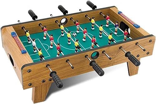 ventas de salida Creing Futbolito de de de Mesa con 2 Unidades de puntuación 2 Futbolín para Adultos y Niños Juegos de Fútbol  seguro de calidad