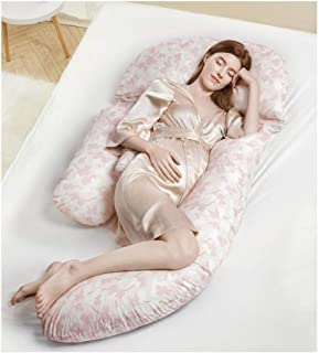 ZSEFV Boyfriend Pillow Maternity Pillow Full Body Pregnancy Pillow Comfortable, Safe and Durable Sleeping Pillow Detachable Side, Great for Anyone