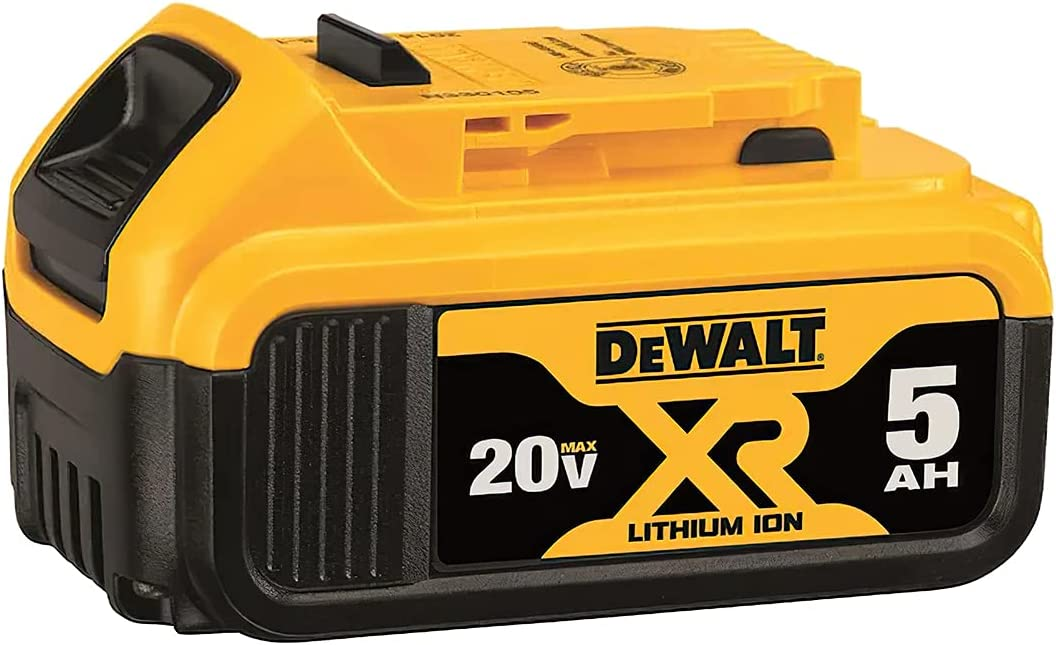 NEW before selling ☆ DewaIt 20V Max XR Ranking TOP12 Battery DCB205 5.0-Ah