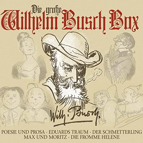 Die große Wilhelm Busch Box Titelbild