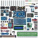 SUNFOUNDER Mega2560 Kit para Arduino Kit de inicio completo con 291 artículos...