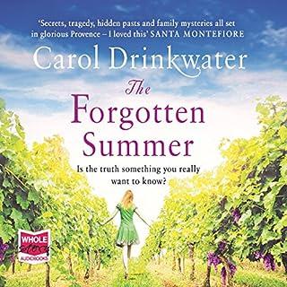 The Forgotten Summer cover art