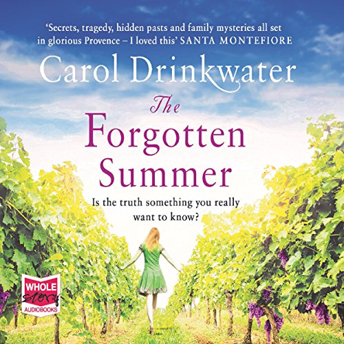 The Forgotten Summer                   By:                                                                                                                                 Carol Drinkwater                               Narrated by:                                                                                                                                 Carol Drinkwater                      Length: 13 hrs and 26 mins     1 rating     Overall 5.0