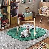 XingYue Direct Tipo de Hoja Verde Alfombra de Juego para bebés alfombras de...