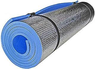 comprar comparacion Leoie - Esterilla de yoga antideslizante para actividades en interiores, yoga, pilates al aire libre, almohadilla de entre...