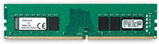 Kingston Kvr24N17D8/16 Memoria RAM Valueram 16GB (1X16GB) DDR4 U-DIMM 2400 MHZ PC4-19200 CL17 NON-ECC