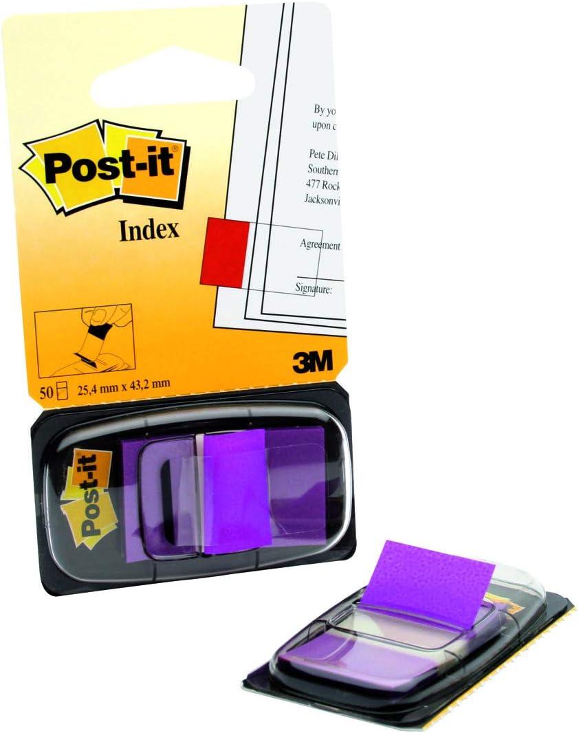 1-Dispenser//Pack Post-it Flags 1-Inch Wide Orange 50//Dispenser