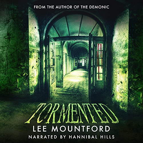 Tormented audiobook cover art