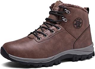Veluckin Hombres Zapatillas de Senderismo Unisex Botas de