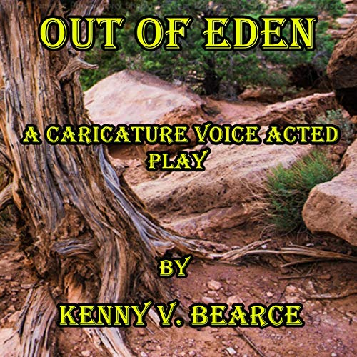 Out of Eden  audiobook cover art