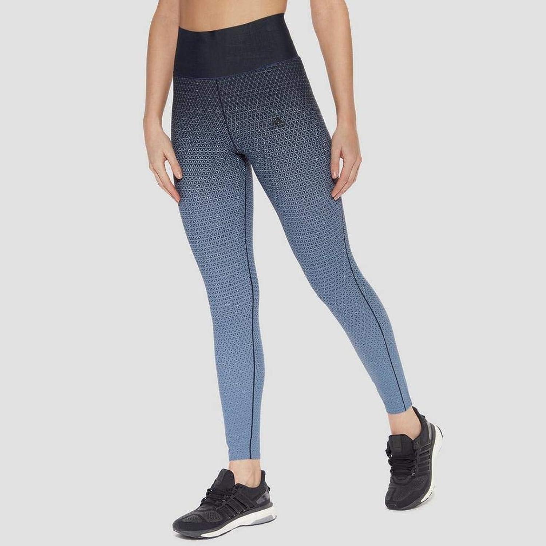 Adidas Ultimate High-Rise Miracle Sculpt Damenstrumpfhose, Marineblau, XL