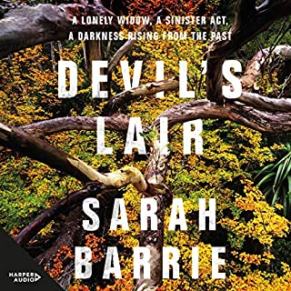 Devil's Lair                   By:                                                                                                                                 Sarah Barrie                               Narrated by:                                                                                                                                 Fiona Macleod                      Length: 13 hrs and 56 mins     Not rated yet     Overall 0.0