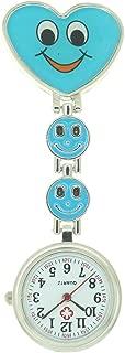 Silicone Pocket Brooch Clip Fob Medical Nurse Watch Pocket Clock Gift for Hospital Doctors Nursing Timepiece