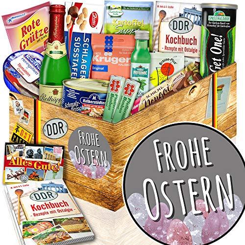 Frohe Ostern / Ostpakete DDR / leckere Geschenke Ostern