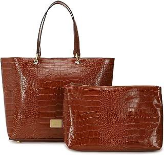 Van Heusen Women's Handbag (Tan)