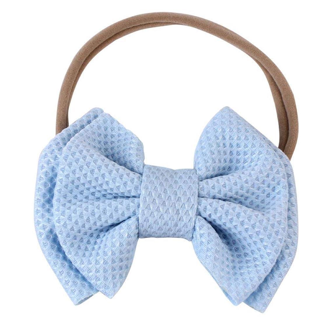 マイクロフォン成人期長椅子BXKEJI 赤ちゃんのヘッドバンド幼児のヘッドスカーフの赤ちゃんの女の子のヘッドギアヘアアクセサリー07