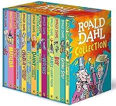Roald Dahl Collection 16 Books Box Set