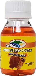 Madre Tierra Aceite De Suela Y Canela/Sole & Cinnamon Oil 2 Oz