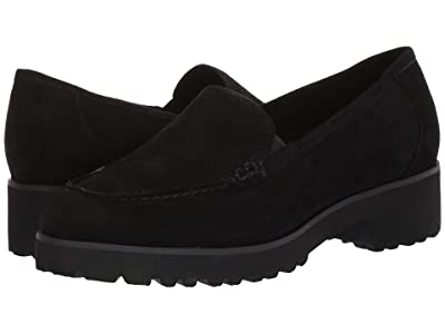 Easy Spirit Evolve Wreath (Black Suede) Women