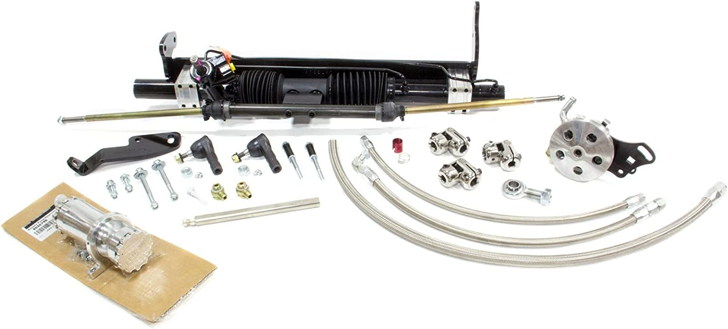Unisteer 8010780-01 Power Max 44% OFF Rack and for New product! New type Pinion Kit Chev Chevrolet