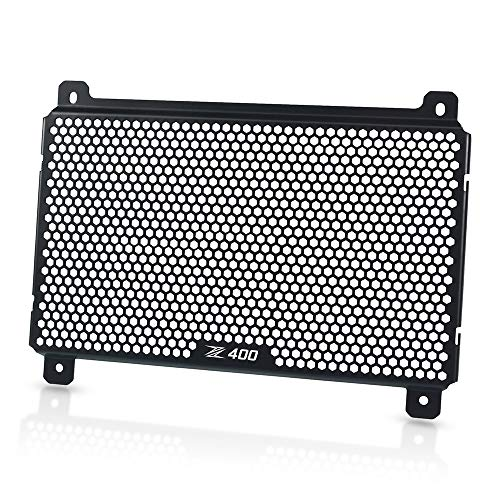 Z400 Motorcycle Radiator Grille Guard Cover Fit For Z400 2019-2020