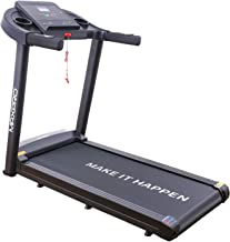 Welcare MAXPRO PTM 101 1.5HP (3 HP Peak) Motorized Easy Assembly Treadmill with LCD Display, I PAD Holder, MP3 Player (DIY...