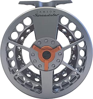 Lamson Speedster Spool - Grey/Orange (1.5)