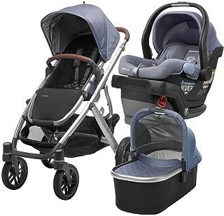 UPPAbaby Full-Size Vista Infant Baby Stroller & MESA Car Seat Bundle (Henry)