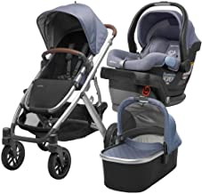 UPPAbaby Full-Size Vista Infant Baby Stroller & MESA Car Seat Bundle (Henry)