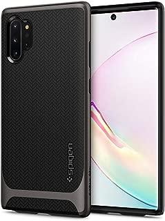 Spigen Neo Hybrid Designed for Samsung Galaxy Note 10 Plus Case/Galaxy Note 10 Plus 5G Case (2019) - Gunmetal