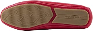 Women's Lillie Moccasin Flats Size 8 B(M) US Women in Bright Red, Style 40R9LIFP2L.