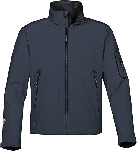 Stormtech Mens Cruise Waterproof Breathable Softshell Jacket