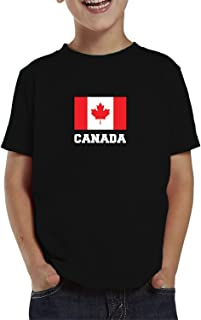 SpiritForged Apparel Canada Flag Toddler T-Shirt