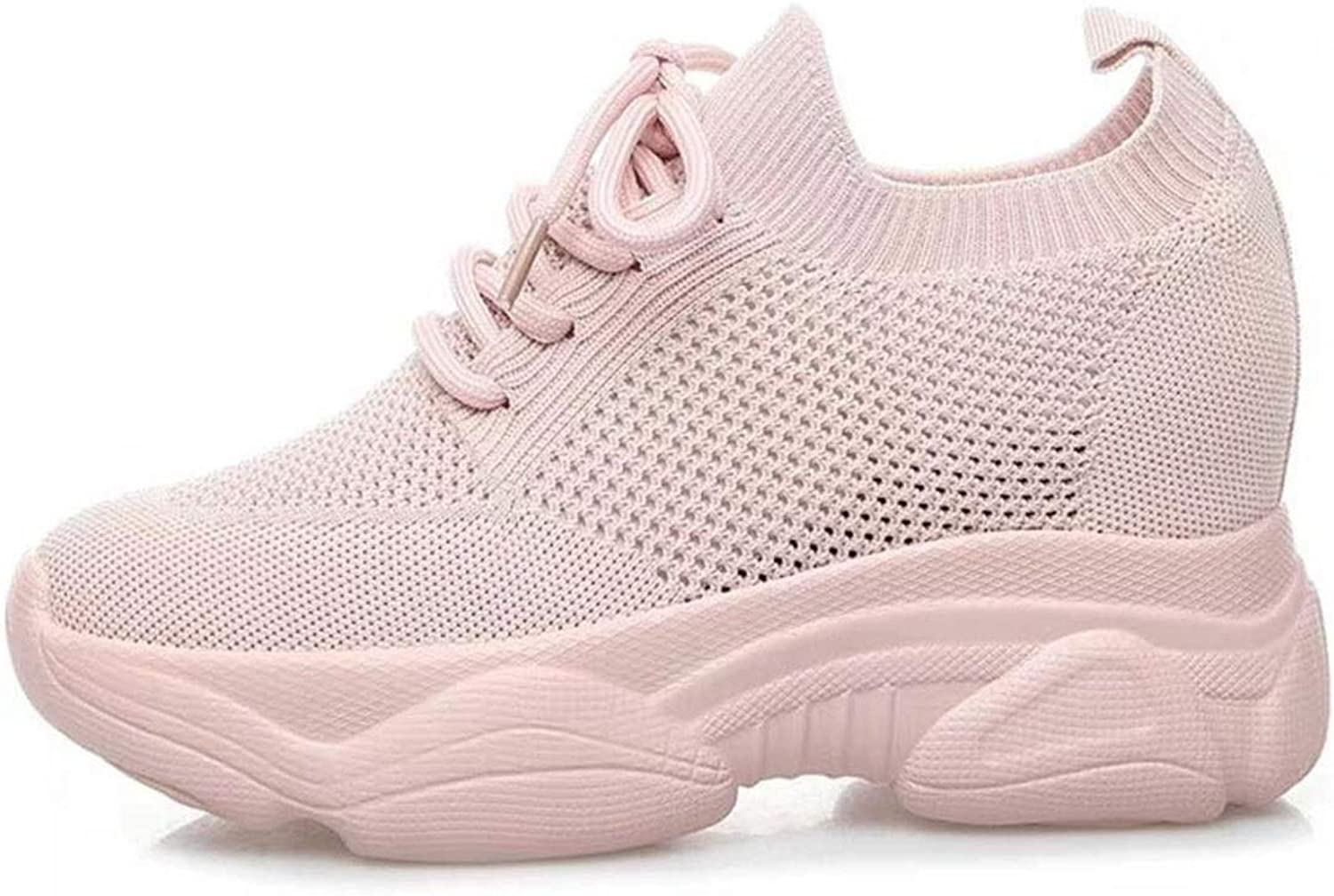 Womens Knit Breathable Sneaker Casual Slip On Comfortable Soles Running Sports shoes Lightweight Walking shoes Womens Knit Breathable Sneaker Casual Slip On Comfortable Soles Running Sports shoes