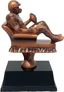armchair quarterback trophy