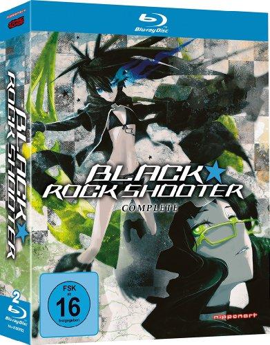 Black Rock Shooter - Gesamtausgabe - [Blu-ray]