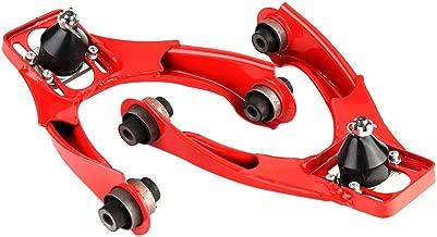 DNA Motoring CBK-HC88-BK Suspension Camber Kit For 88-91 Honda Civic//CRX