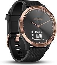 Garmin vívomove HR Sport Fitness-Tracker - im klassischen Uhrendesign
