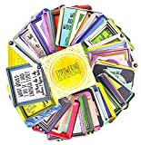 EACH DECK OF CARDS: Includes 52 beautifully illustrated cards with empowering getting to knowyourself questions! Open the pack and discover all the self help questions. The pictures on the cards depict colourful doors in Tallinn, Estonia! The doors t...