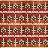 ABAKUHAUS Mexikaner Stoff als Meterware, Aztekische Kultur